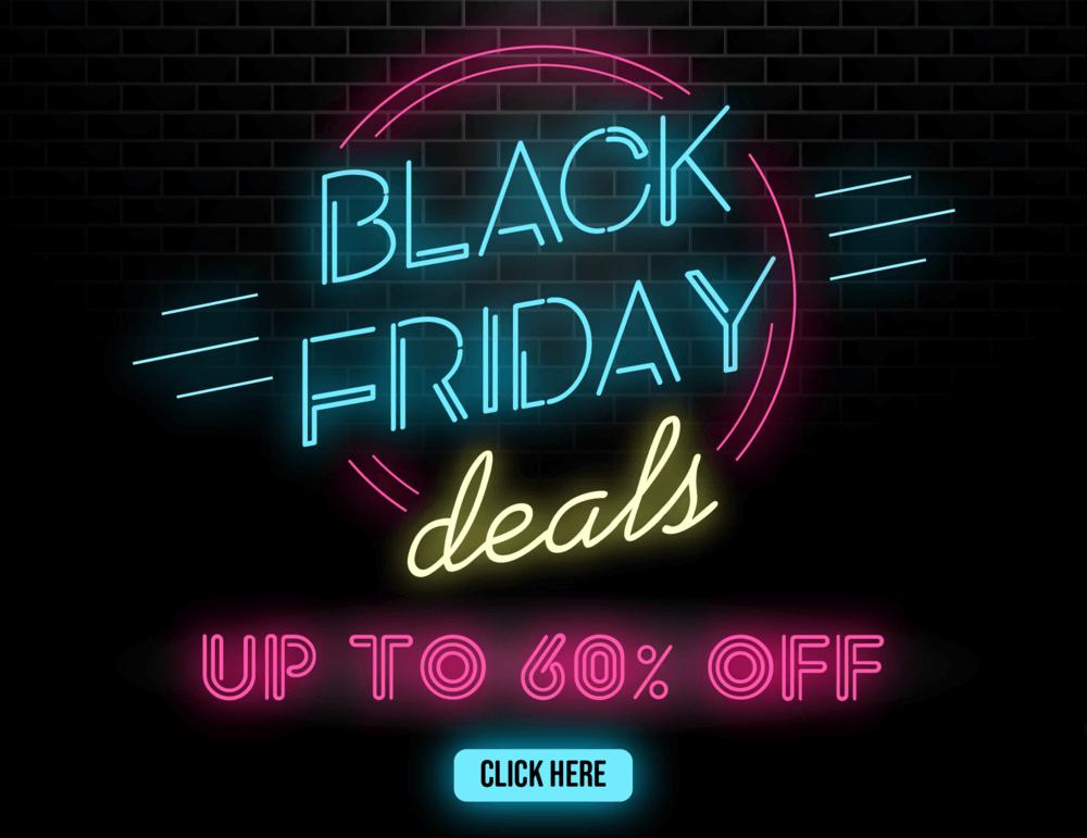 Black Friday 2019 Deal